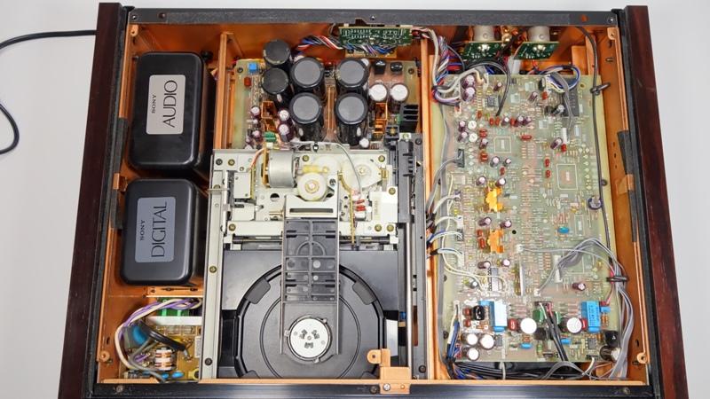 Tv, Video & Audio Sony Cdp-xa20es Mit Fernbedienung Schrecklicher Wert Cd-player & -recorder